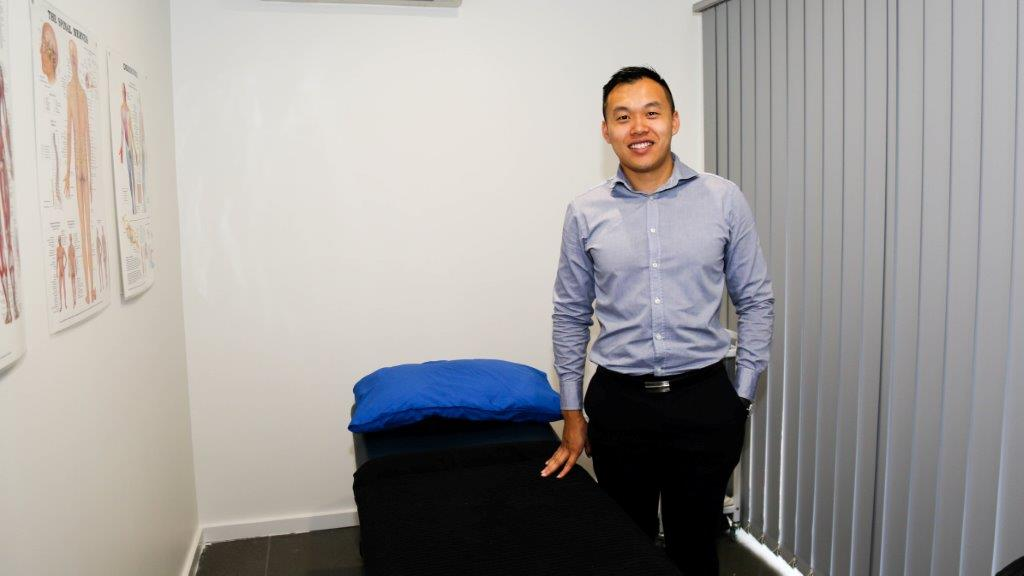Lidcombe physiotherapy